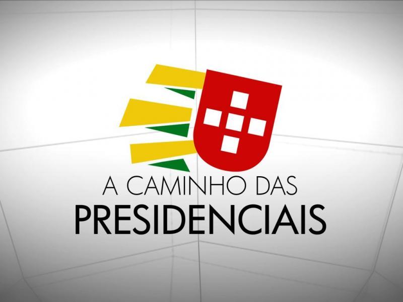 Logo - A Caminho das Presidenciais 1024