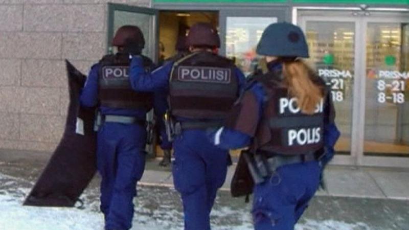 Polícia finlandesa