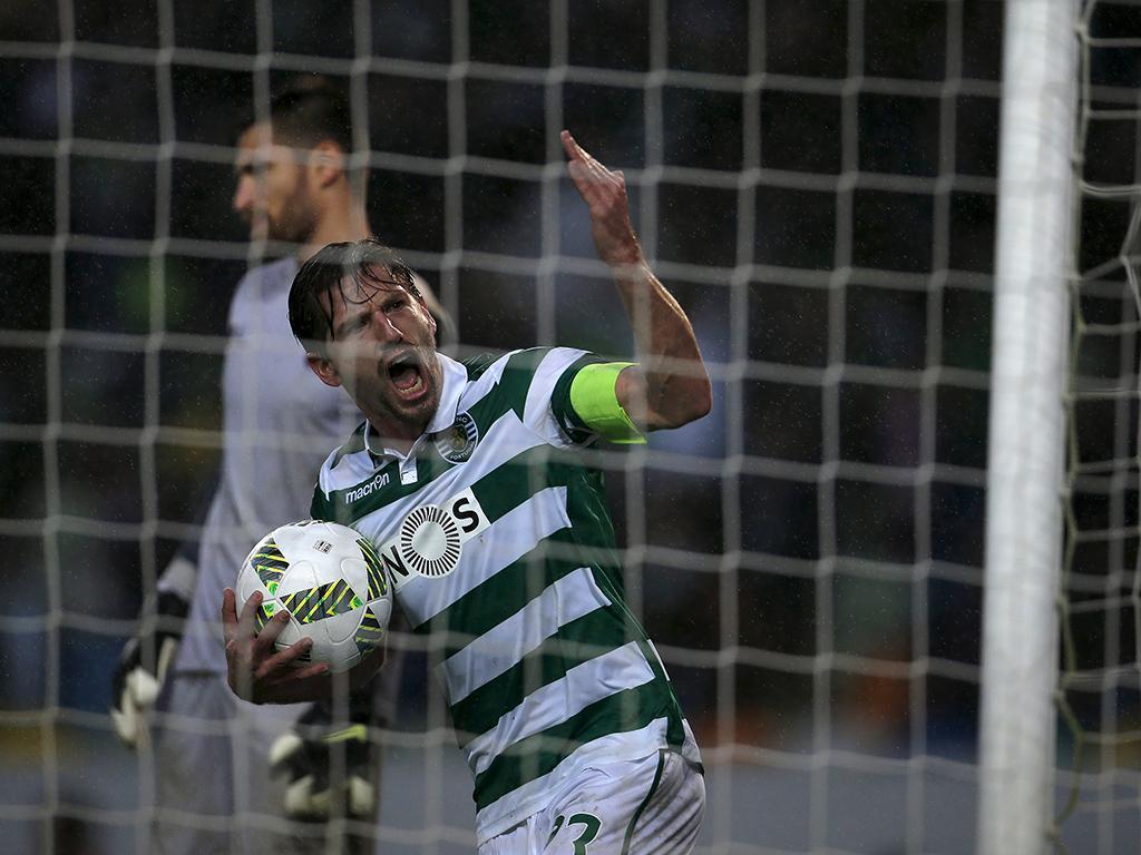 Sporting-Sp. Braga (Reuters)