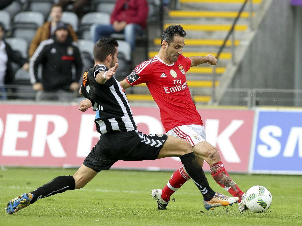 Benfica-Nacional AO MINUTO: a Luz para o tri...nta e cinco