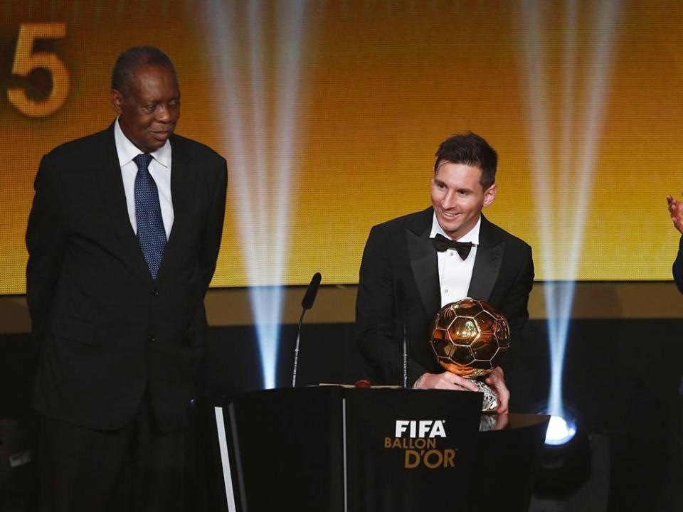 Messi: «Bola de Ouro? É tão estranho, já não se sabe quem é favorito»