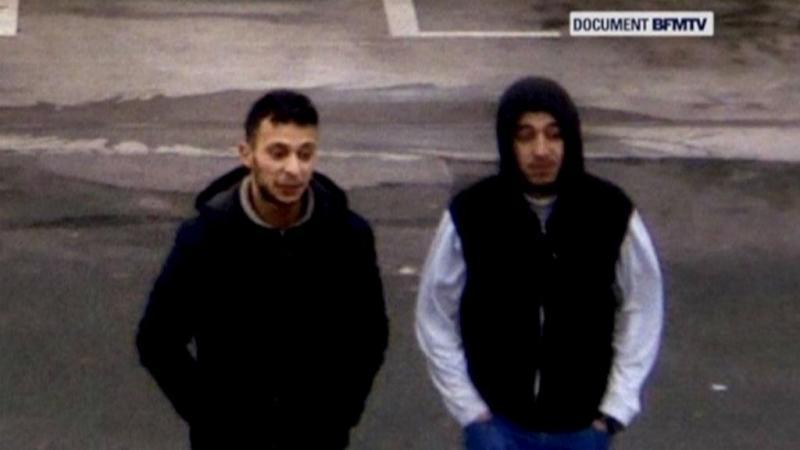 Suspeito dos ataques de Paris filmado em bomba de gasolina