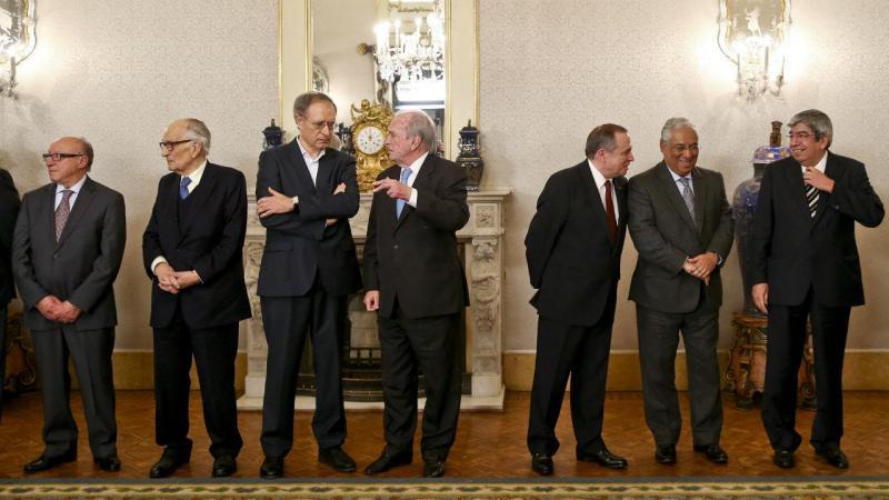 Os novos conselheiros de Estado