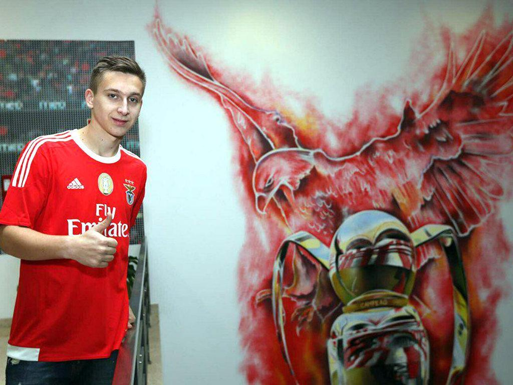 Ivan Saponjic [Foto: Benfica]