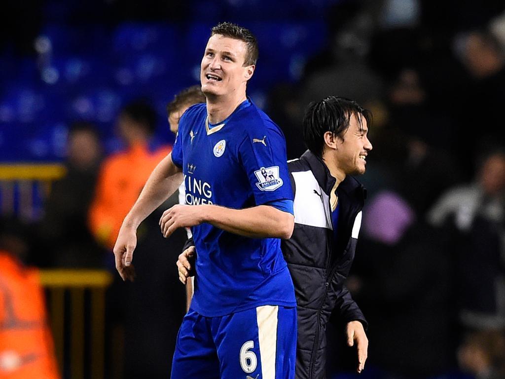 Tottenham-Leicester (Reuters)