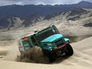 Grandes momentos do Dakar 2016 (EPA)