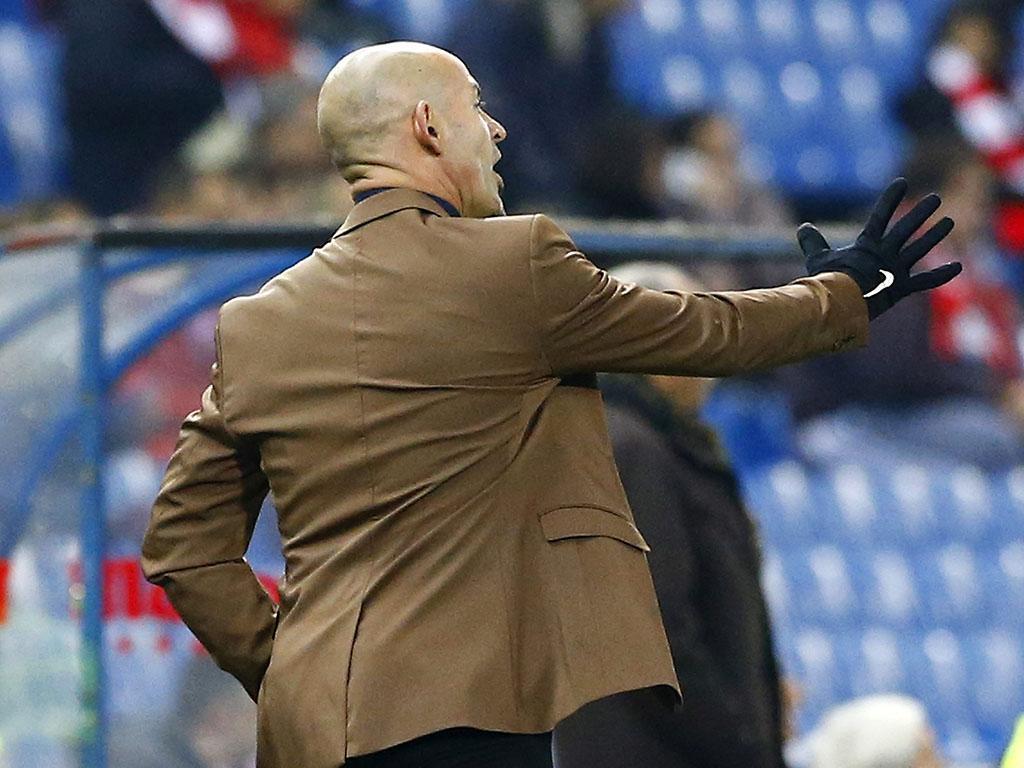 Atlético de Madrid vs Rayo Vallecano (EPA)