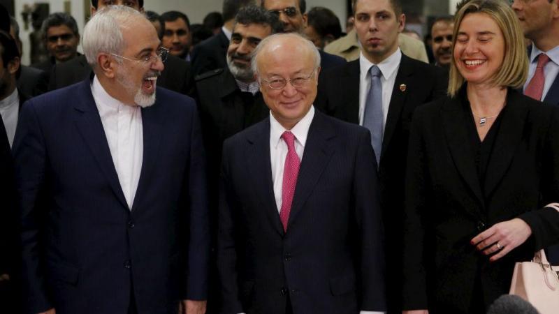 Irão sorri com fim das sanções