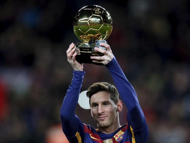 Messi (Reuters)