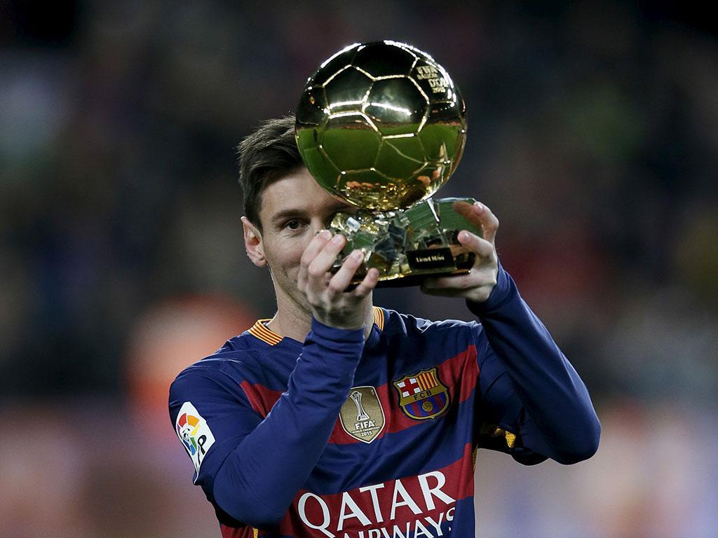 Messi: 130,5 milhões de seguidores - 18,1 milhões de euros faturados