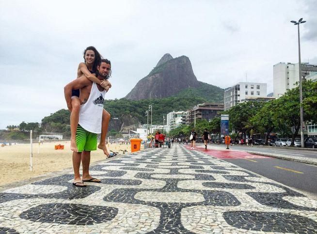 a736c5e8325 15 41 - Vanessa Martins e Marco Costa Foto  DR