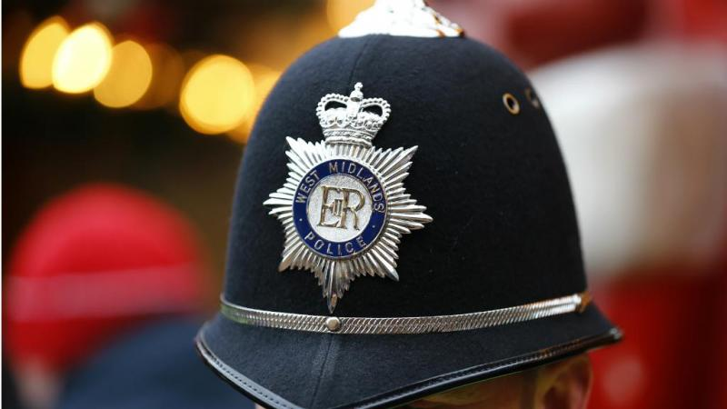 Policía de West Midlands, no Reino Unido