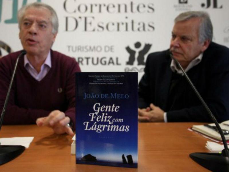 João de Melo vence Prémio Vergílio Ferreira