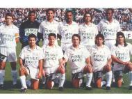 Farense 1994/95 com Peter Rufai