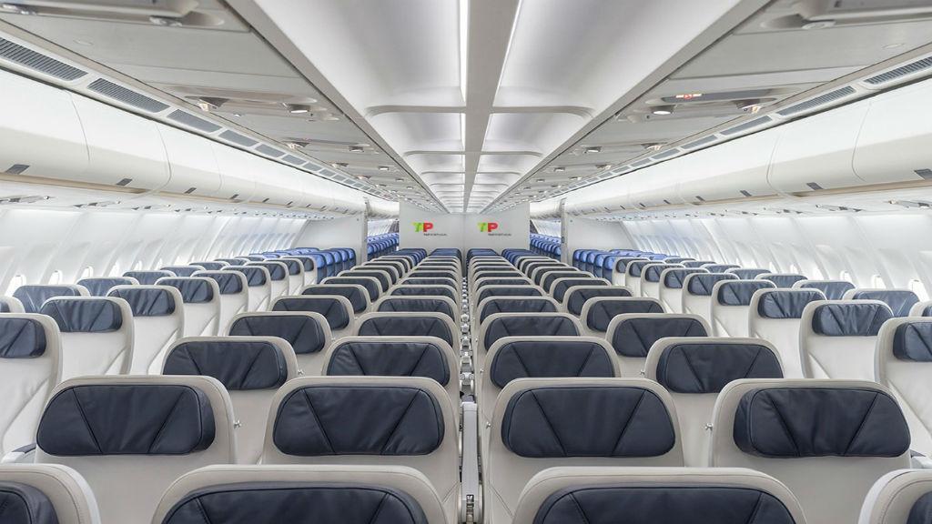 Novos aviões da TAP