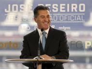 José Peseiro apresentado como treinador do FC Porto