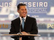 José Peseiro apresentado no FC Porto (LUSA)
