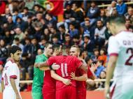 Futsal: Portugal-Qatar (FPF/Diogo Pinto)