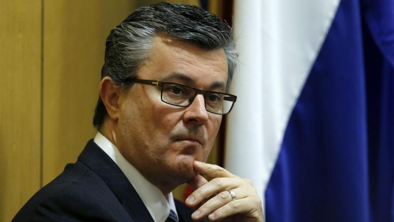 PM da Croácia Tihomir Oreskovic