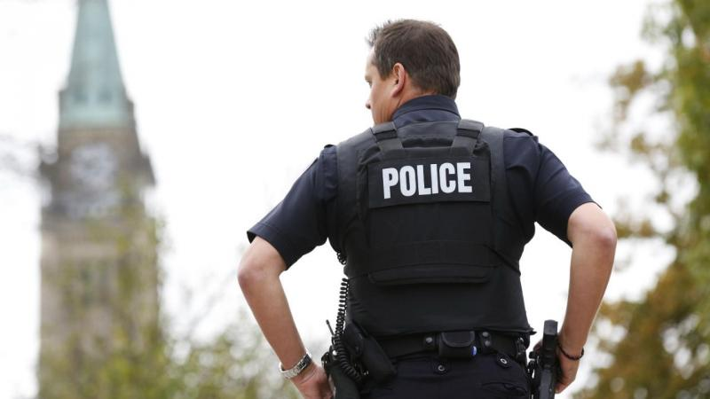 Polícia canadiana