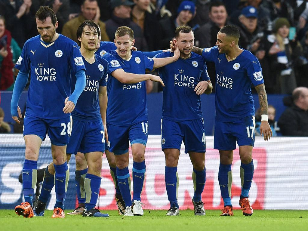 Leicester-Stoke (Reuters)