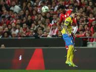 Benfica-Arouca (Lusa)