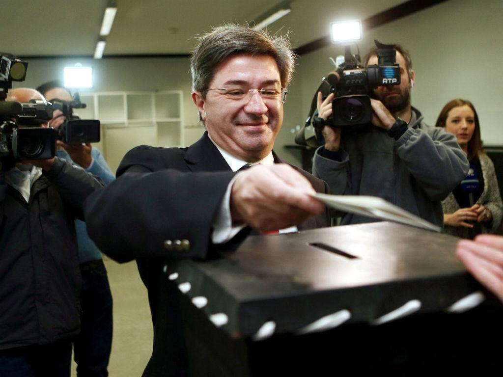 Paulo de Morais votou no Porto