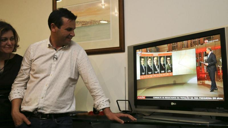 Presidenciais: Vitorino Silva (Tino de Rans)