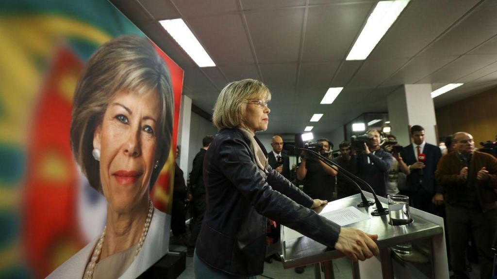 Presidenciais: Maria de Belém Roseira