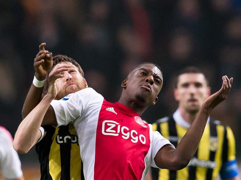 Ajax-Vitesse (Lusa)
