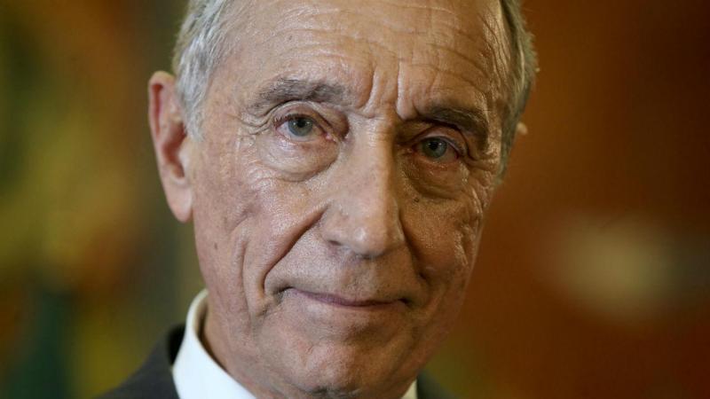 Presidenciais: Marcelo Rebelo de Sousa