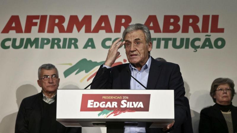 Jerónimo de Sousa e Edgar Silva