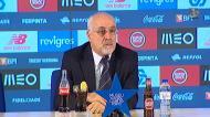 Nelo Vingada fala da possível saída de Marega para o Sporting