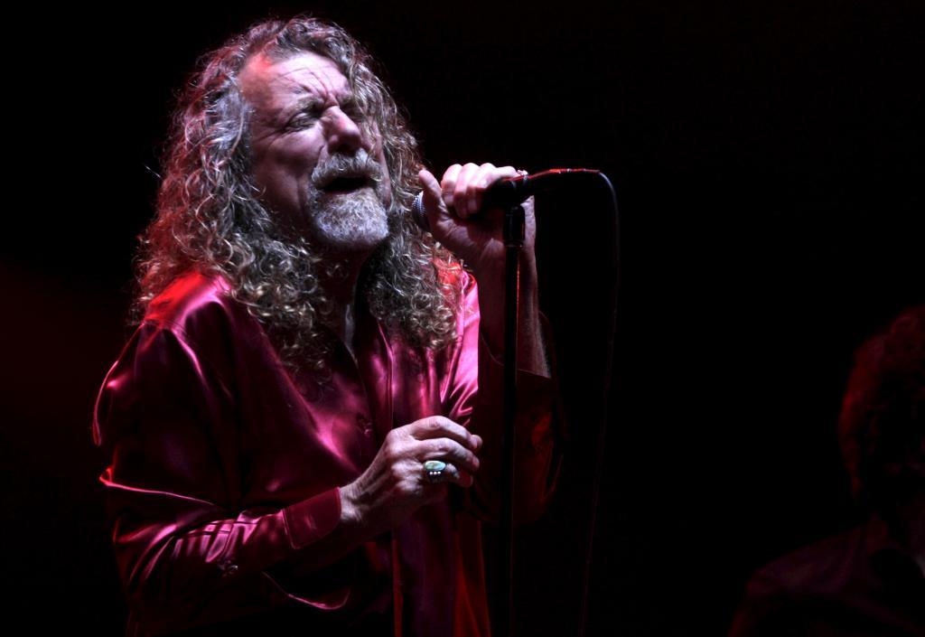 Robert Plant (Foto: Reuters)