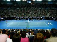 Open da Austrália: Murray e Ferrer defrontam-se nos quartos de final (REUTERS)