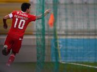 Moreirense-Benfica (Lusa)