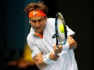 David Ferrer no Open da Austrália (REUTERS)