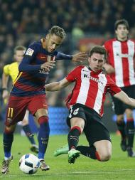 Barcelona vs Atlético de Bilbao (EPA)