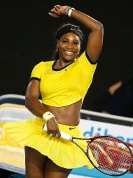 Serena Williams no Open da Austrália (REUTERS)