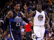 NBA: Golden State Warriors vs Dallas Mavericks (REUTERS)