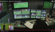 Vídeo árbitro na Holanda (imagens do Youtube)