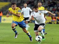 Taça do Rei: Valência e Sevilha nas meias-finais