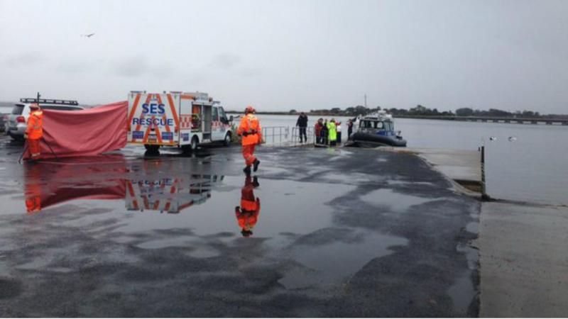 Queda de avioneta faz três mortos (Reprodução/Twitter/Pat Mitchell)