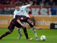 Leverkusen-Hannover (Lusa)
