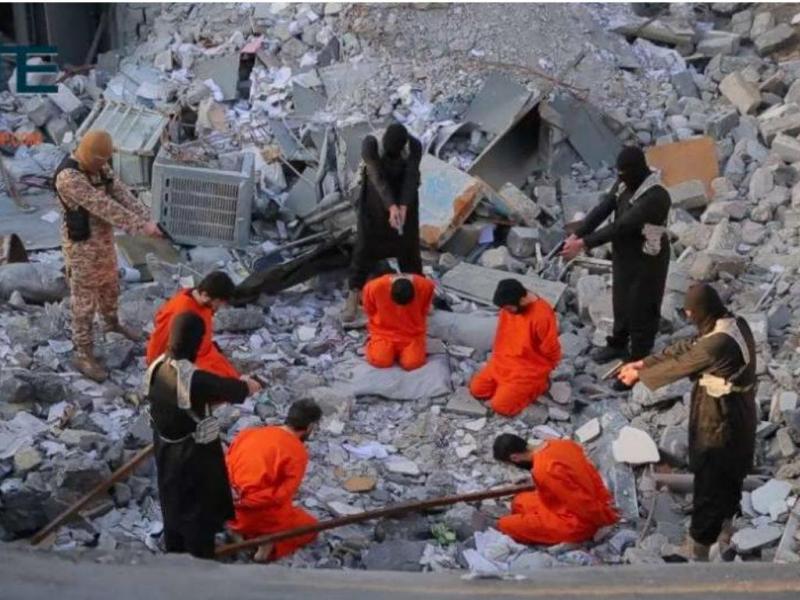 Novo vídeo do estado Islâmico
