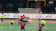 Futsal: os grandes golos das Finais dos Campeonatos Europeus