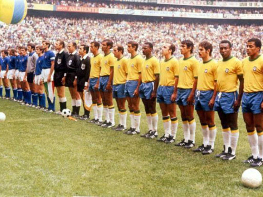 Brasil-Itália 1970