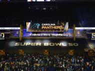 A festa do Super Bowl já arrancou (REUTERS)