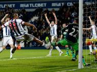 West Bromwich Albion vs Swansea City (REUTERS)