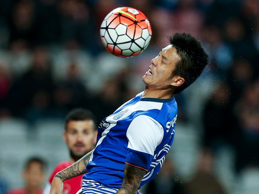 Gil Vicente-FC Porto (Lusa)